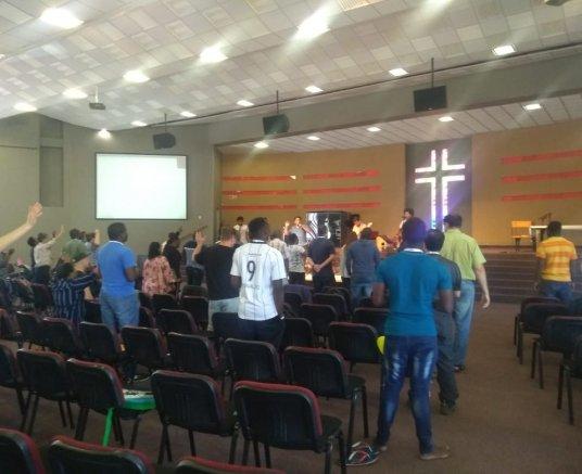 Terug van YWAM conferentie in Durban
