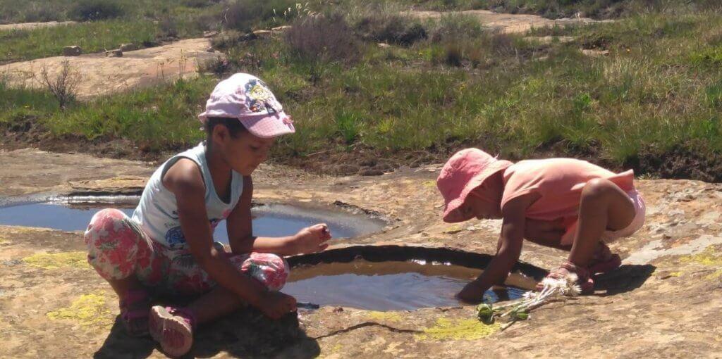 Kampeervakantie in Nationaal Park Sehlabathebe